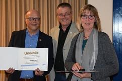 2019_Ehrung Jens Braun und Christine Vogel_TSV Hassel