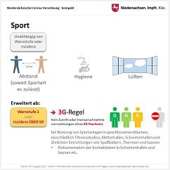 3G_Sport_Niedersachsen©Land Niedersachsen