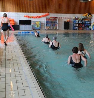 Aquagymnastik©KSB Nienburg
