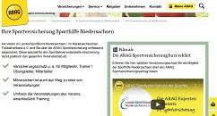 ARAG Sportversicherung©ARAG Sportversicherung