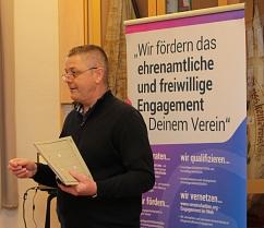 Klaus Wesemann, Regionaltagung©KSB Nienburg