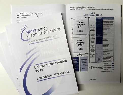 Lehrgangsbroschüre 2018©KSB Nienburg