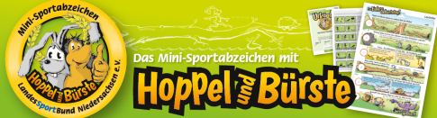 Mini-Sportabzeichen©LSB Niedersachsen