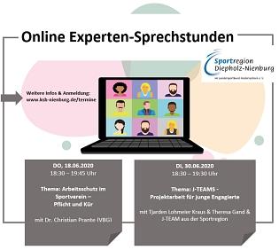 Online Experten-Sprechstunde©KSB Nienburg