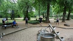 Outdoor-Fitness©KSB Nienburg