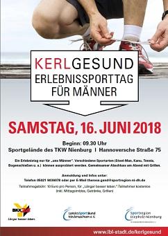 Plakat Kerlgesund©KSB Nienburg