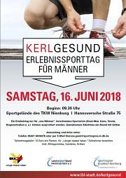 Plakat Kerlgesund
