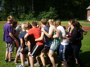 Sportassistenten-Ausbildung 2012