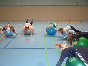 Sportassistenten-Ausbildung 2013 Bild 2