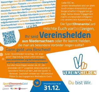 Vereinshelden©LSB Niedersachsen